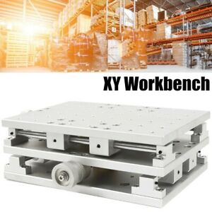 Laser Marking Machine Positioning Moving Work Table Xy Axis Workbench Worktable