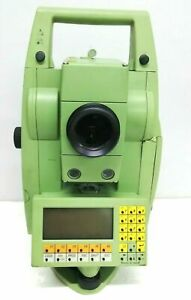 Leica Tcra1103plus Range 3 Robotic Only Total Station Without Battery Charger