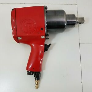 Chicago Pneumatic Cp9561 Air Impact Wrench 3 4 Square Drive Hole type Retainer