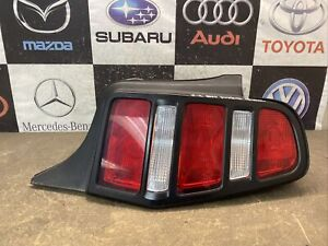 2010 2011 2012 Ford Mustang Right Tail Light Used Oem