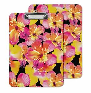 Inkdotpot Decorative Clipboard Letter Size Clipboard With Low Profile a96