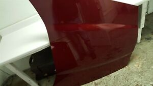 05 08 Corvette C6 Hood Victory Monterey Red With Liner