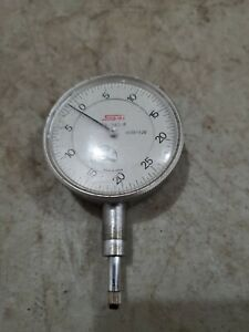 Spi Dial Indicator 24 342 8 Swiss Precision Instruments Made In Japan