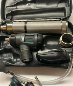 Welch Allyn 97200 3 5v Hpx Diagnostic Set Macroview Otoscope Ophthalmoscope