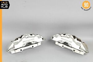 Mercedes W219 Cls55 E55 Amg Front Left Right Brake Caliper Calipers Set Oem