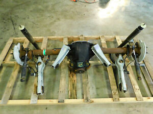 99 00 01 02 03 04 Ford Mustang V8 8 8 Rearend Axle Assembly 3 27 Gear B41