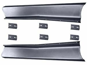 1947 48 49 50 51 1952 1953 1954 1955 Chevy Pickup Truck Gmc Steel Running Boards
