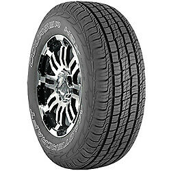 2 New 255 65r16 sl Mastercraft Courser Hsx Tour Tire 2556516