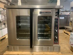 Garland Convection Oven Model Mco es 10s Electric Full Size