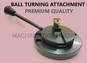 Ball Turning Attachment For Lathe Machines And Metalworking Tools
