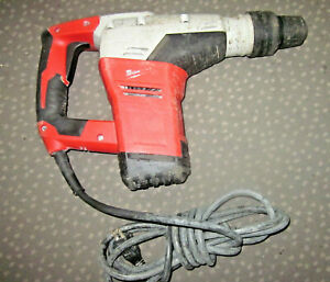 Milwaukee 5317 20 120v 10 5 Amp 1 9 16 40mm Sds max Rotary Hammer