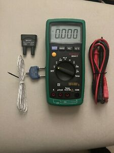 Mastech Ms8217 Ac dc Auto Ranging Digital Multimeter With 4000 Counts