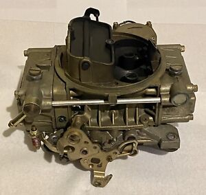 Holley 600cfm Vacuum Secondary Carburetor