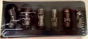 New Unopened Snap on Metric Swivel Socket Set Usa 206fsum