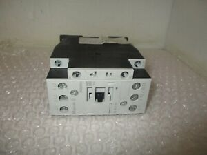 Eaton 3 Pole Contactor Dilm17 10