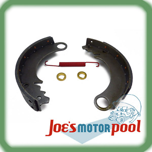 Ford Gpw Gpa Brake Shoes F Marked With Spring And Adjustment Washer