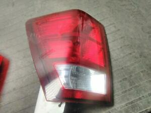 2007 2010 Jeep Grand Cherokee Left Driver Taillight 07 10 Oem 20hx315