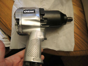 Impact Wrench 3 4 Drive Heavy Duty Trucks Buses