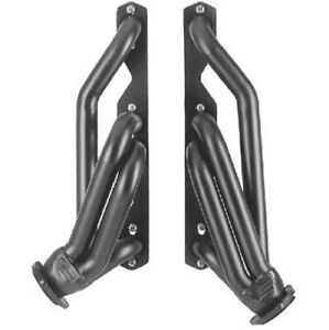 Sanderson Cs11 P Headers Shorty Style Steel 2 5 Collector For Gm Small Block