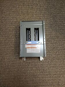 Square D Nq418l1c 100 Amp 240 Volt Panel Interior new
