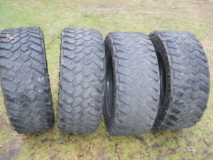 Nitto Trail Grappler M t 35x12 5r20 Used