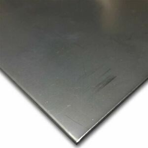 430 Stainless Steel Sheet 0 075 14 Ga X 12 Inches X 12 Inches