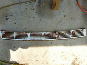 1960 1961 Dodge Chrysler Plymouth Desoto Hood Cowl Vent W Washer Heads