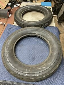 Ford Flathead V8 17 Tires 1933 1934 Model A