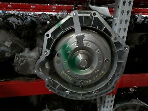 Automatic Transmission Out Of A 2008 Jaguar S Type With 25 000 Miles