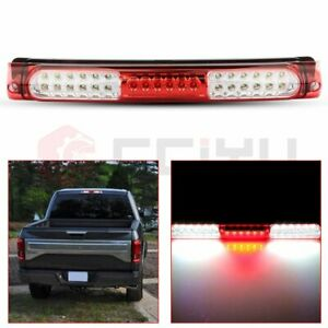 For 2001 2003 Ford F 150 Clear Red Lens Third Brake Cargo Light Tail Stop Lamp