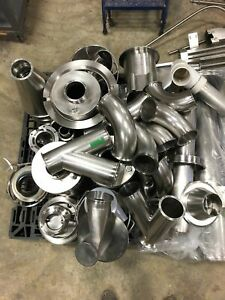 Stainless Steel Tubing And Fittings