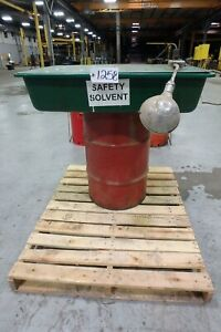 Parts Washer 55gal Drum Included