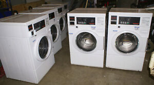 Lot Of 6 Speed Queen Washing Machines Washers Commercial 18lb Alliance Laundry