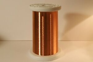 40 Awg 6 0 Lbs Enamel Coated Copper Magnet Wire