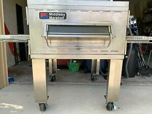 Middleby Marshall Conveyor Ps536e Pizza Oven