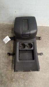 07 14 Tahoe Yukon Suburban Center Front Floor Console Cup Holder Tan 7554479