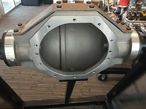 New Ford 9 Inch 6 Bolt Aluminum Center Housing Rear End W Steel Legs