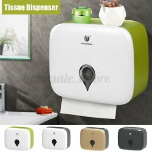 Bathroom Paper Towel Dispenser Tissue Box Commercial Home C Fold Wall Mounted