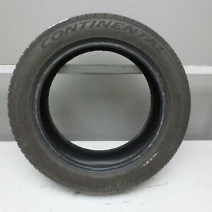 235 50zr18 Continental Extremecontact Dws 06 97w Tire 9 32nd No Repairs