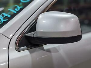 2011 2019 Jeep Grand Cherokee Driver s Left Side View Door Mirror Heated Silver