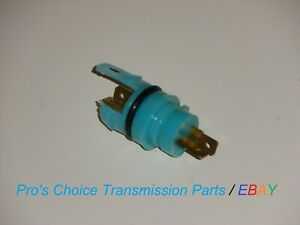 Super Turbine 300 St300 Jetaway Transmission 2 Pin Case Connector 1965 1969