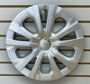 New 2017 2019 Toyota Prius 15 Silver Hubcap Wheelcover