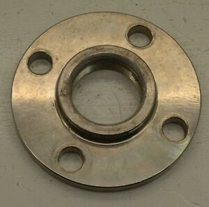 Threaded 304 Stainless Steel Flange 2