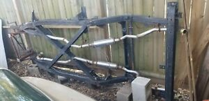 61 62 Corvette Chassis Frame Will Fit Other Years 1956 1960