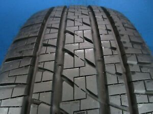 Used Bridgestone Dueler H l Alenza Plus 235 50 19 11 32 High Tread 1675e