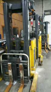 Electric Forklift Reach Truck Quantity 3