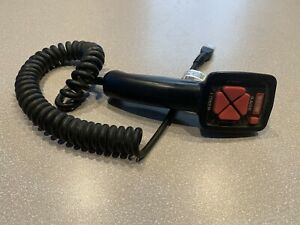 Western Fisher Fish Stik Hand Held Snow Plow Controller 6 Pin P N 56462 Control