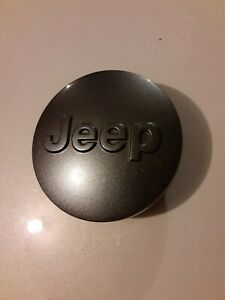 Jeep Oem Wheel Center Cap 1lb77trmac Chrysler Patriot Cherokee Wrangler