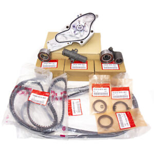 Timing Belt Kits Water Pump Fits For Honda Accord Odyssey Acura Mdx V6