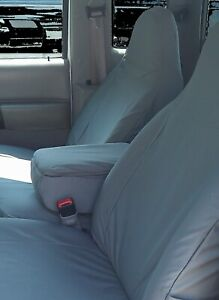 Ford Ranger 1998 2003 Seat Covers 60 40 Med Gray